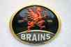 Brains Brewery Plaque